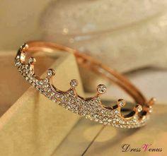 Wear the crown