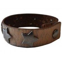 Cowboysbag Bracelet Stars Taupe