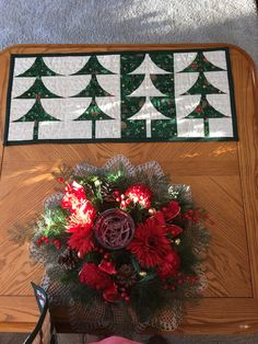 Christmas Wreaths, Christmas Tree, Tree Skirts, Quilts, Holiday Decor, Home Decor, Christmas Garlands, Homemade Home Decor, Comforters