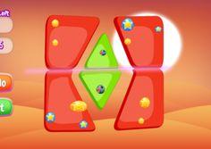 Липкие пальцы и желатиновые десерты! Желе фрагмент представляет собой уникальную игру-головоломку, в которой вы используете свои пальцы, чтобы нарезать желе и собирать звезды. Существует только одно правило: Нарезать желе так, чтобы каждый кусочек содержит только одну звезду.  Источник: http://games-topic.com/145-jelly-slice.html