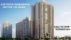 New Launch project ATS Pious Hideaways at Sector 150 Noida by ATS Homekraft. Residential property Starting from Only.