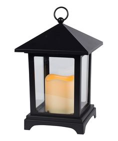 Another great find on #zulily! Overhang LED  Lantern by Everlasting Glow #zulilyfinds
