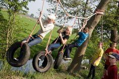 Survival Kinderfeest Natuurlijk Kollumeroord - Friesland