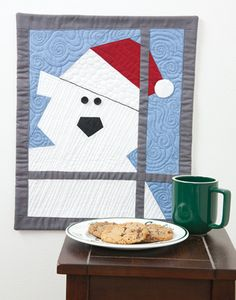 You Got Cookies? pattern appears in Quiltmaker Nov/Dec '12. Designed by Sonja Callaghan of Artisania.