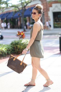 Styled Adventures: Comfy Casual Romper