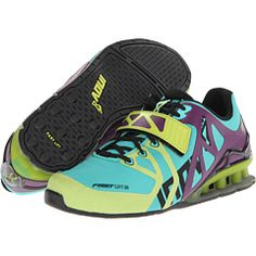 Inov 8 Fastlift 315  Olympic lifting shoes maybe this would work?