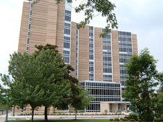 Lorain County Justice Center in Elyria, Ohio Elyria Ohio, Lorain Ohio, Columbia, Memories, Usa, Building, Memoirs, Souvenirs, Buildings