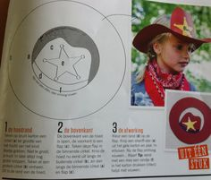 Cowboyhoed maken