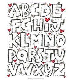 707 likes 40 comments Jessie Arnold (@ mrs.- 707 vind-ik-leuks 40 reacties Jessie Arnold ( op Instagra 707 likes 40 comments Jessie Arnold (@ mrs.arnoldsartroom) on Instagra - Hand Lettering Alphabet, Doodle Lettering, Creative Lettering, Lettering Styles, Calligraphy Letters, Block Lettering, Brush Lettering, Doodle Alphabet, Doodle Fonts