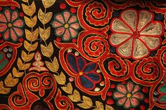 Image detail for -Embroidery has maintained and flourished throughout the twenty century ... inynokia.wordpress.com