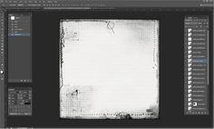 Tutorial | Create a Custom Artsy Edge in Adobe Photoshop Elements