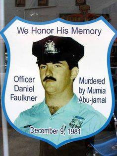 "VOTE ""NO"" TO THE CONFIRMATION OF DEBO ADEGBILE TO THE DEPARTMENT OF JUSTICE Thirty years ago, Philadelphia Police Officer Daniel Faulkner was violently murdered by Mumia Abu-Jamal, a member of a racist group that advocated violence against police.  https://www.change.org/petitions/members-of-the-united-states-senate-vote-no-to-the-confirmation-of-debo-adegbile-to-the-department-of-justice"