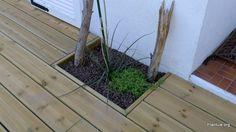 Poser une terrasse en bois - Plantule.Org