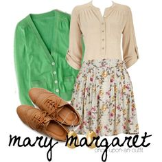 """""""mary margaret 5"""" by wishingadream on Polyvore"""