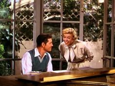 From the musical film Tea for Two (1950) directed by David Butler and starring Doris Day, Gordon MacRae. Gene Nelson was also in the movie