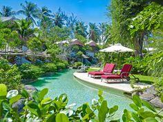 Pool at Colony Club  Barbados