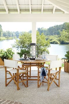 The 2014 Southern Living Idea House  I  a beautiful backyard oasis