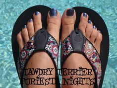 """@TawdryTerrier """"Furiesta Nights""""  - 1 bottle available at https://www.etsy.com/shop/TawdryTerrier #nailpolish #indienailpolish #tawdryterrier"""