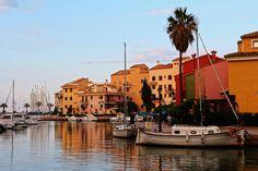 The Small Venice of Valencia