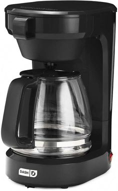 Proctor Silex 4 Cup Black Coffee Maker With Keep Warm Setting 48138 The Home Depot In 2020 Coffee Maker 4 Cup Coffee Maker Single Cup Coffee Maker