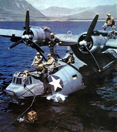 PBY 5A Catalina - Consolidated PBY Catalina - Wikipedia, the free encyclopedia