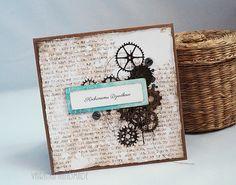 Odskocznia vairatki: Jeszcze jedna dla Dziadka Masculine Cards, Love, Scrapbooking, Frame, Handmade, Inspiration, Decor, Amor, Picture Frame