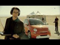 """Test Track"" Fiat 500e TV Commercial - YouTube"