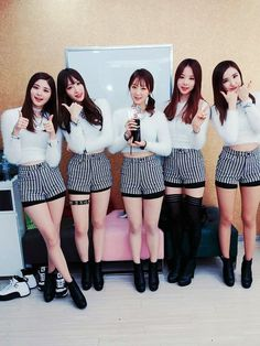 EXID win with 'Up & Down' at 'The Show' #EXID4thWin ~ Daily K Pop News