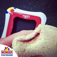 Do you eat your sandwich with or without crust? @krismhopkins enjoys his peeled with our Sealer N Decruster!