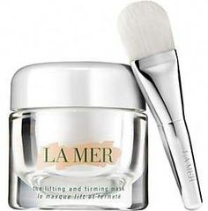 La Mer Women's Lifting and Firming Mask #CleansingMask Perfume, Harrods, Sephora, Mask Online, Firming Cream, Good Massage, Clean Face, Anti Aging Cream, Facial Masks