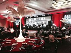 Thought we'd start this Saturday off with an excellent picture from Thursday's Rat Pack event!#FloridaEventDecor #event #eventmanagement #eventmarketing #eventplanning #eventprofs #eventpros #bizbash #eventtech #orlando #florida #orlandoevent #corporateevents #eventsindustry #themeevents #RatPack #socialsaturday by floridaeventdecor.  orlando #bizbash #event #eventmarketing #socialsaturday #corporateevents #eventplanning #eventpros #orlandoevent #eventtech #floridaeventdecor #eventprofs…