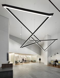 100 California Lobby   design Blitz San Francisco