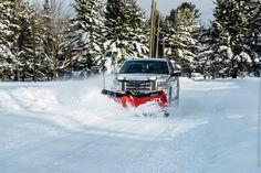 BOSS Snowplow | HTX V-Plow