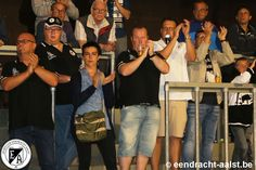 Eendracht Aalst vs RC Gent Zeehaven / woensdag 26 augustus / Pierre Cornelisstadion / Thuispubliek