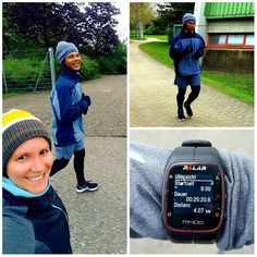 Our #training today was an #intervallrun: 200m sprint 1 min rest for 10 times. Was pretty hard but we did it We are on the way to our first #halfmarathon and are still looking for a #charityrun 2018 if you have any #recommendation  #running #setagoal #personaltrainer #trainerella #run #runningjourney