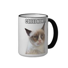 Official Grumpy Cat™ Tasse - COFFEE NOW #GrumpyCat #Tasse - SCHWEIZ