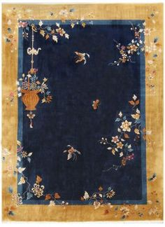 Cheap bedroom carpet, Buy Quality wool rug directly from China bedroom blue carpet Suppliers: Pre-Sale YILONG handmade art decoration wool rug deep blue bedroom carpet