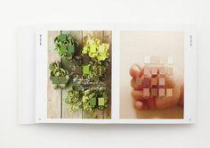 Ichiro company catalog   Japanese creative book design