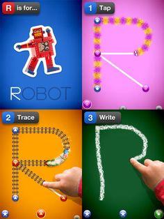 LetterSchool – Best Apps For Kids