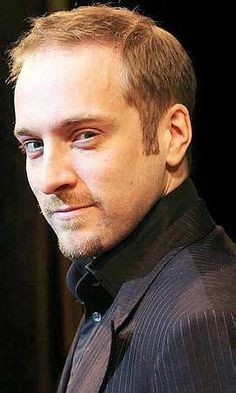 Derren brown bald