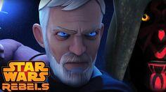 Star Wars Rebels Obi-Wan Vs. Darth Maul Results Explained! *SPOILERS* - ...