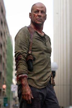 Bruce Willis returns as Church.