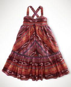 3e9e7f48372e4 Ralph Lauren Kids Dress
