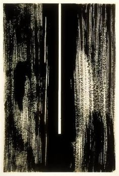 Barnett Newman / the cry, 1946 Expresionismo Abstracto EEUU love this paint