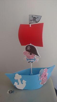 Argh matey pirate peppa pig pirate george pig and georges pirate peppa pig pirate george pig and georges dinosaur 1 dz decorated sugar cookies peppa pig party ideas pinterest george pig decorate aloadofball Choice Image