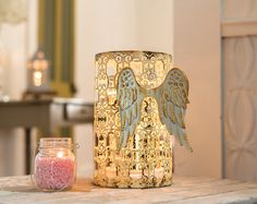 Inspired by New Orleans architecture, this hand-painted metal shade will add the perfect touch of French Country to your home or remind you of a special loved one.