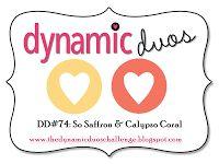 Debbie's Designs: Dynamic Duo's