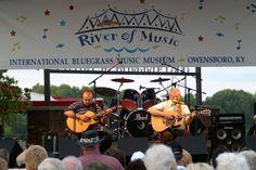 International Bluegrass Music Museum- Owensboro, Kentucky.