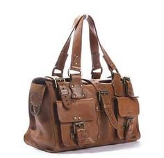 Mulberry Roxanne Bag in Oak. The first designer bag I was ever bought. Classic and getting better with age.
