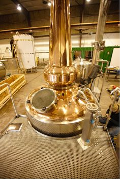 View our gallery of specific mechanical craft distillery equipment.